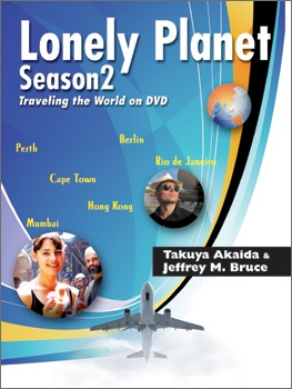 Lonely Planet, Season 2 - Traveling the World on DVD