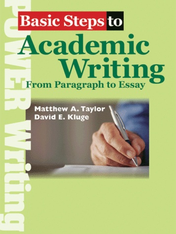 best academic writing books Steps in writing a research paper finding sources most academic libraries index their books using library of congress subject or journal is your best bet.