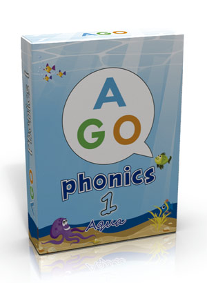 AGO Phonics Card Games: Latest Edition