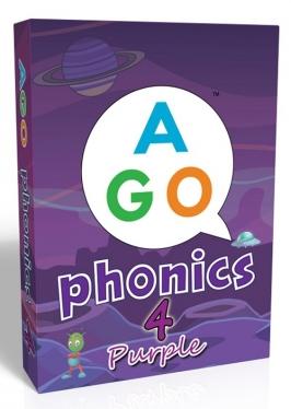 AGO Phonics Card Games: Latest Edition