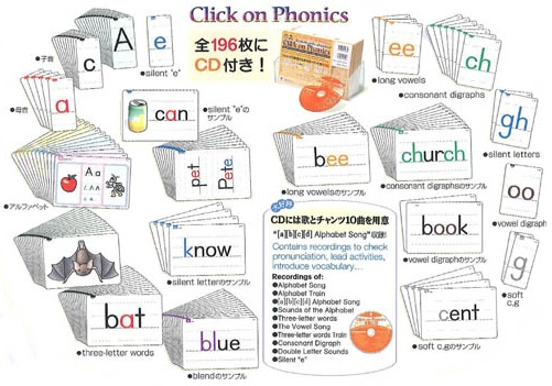 Click on Phonics