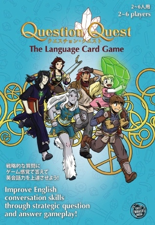 Question Quest:The Language Card Game