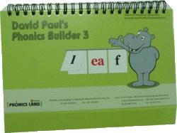 David Paul's Phonics Builders