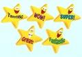 Stationery - tcr stickers