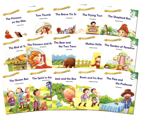 Storybook (My First Classic Readers)