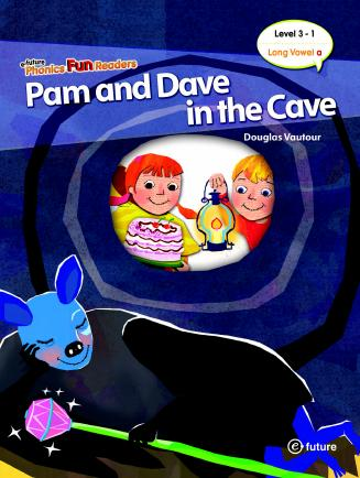 Pam and Dave in the Cave - with Audio CD (Level 3) <br /><i>Phonics Fun Readers</i>