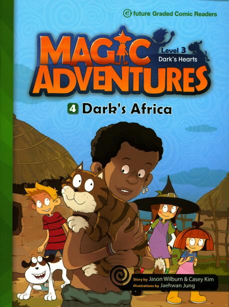 Magic Adventures - Graded Comic Readers