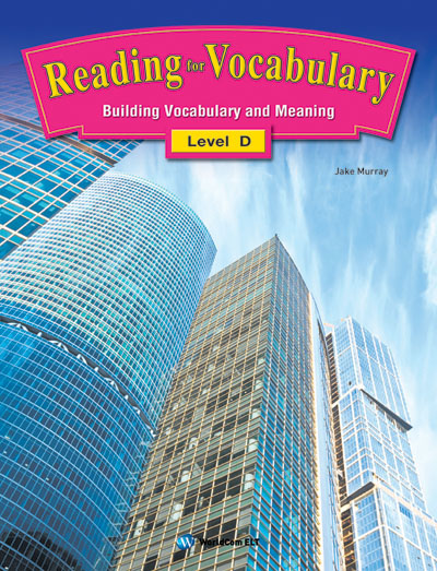 Reading for Vocabulary