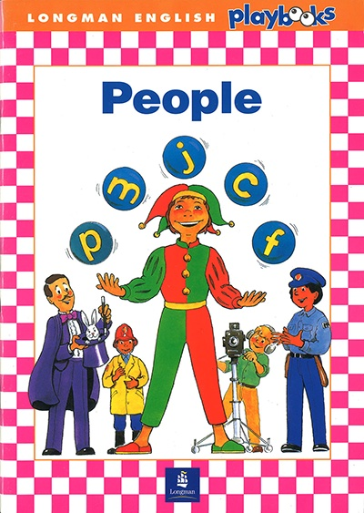 Longman English Playbooks: People