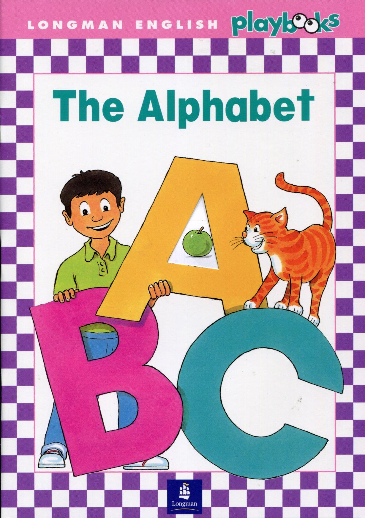 Longman English Playbooks: The Alphabet