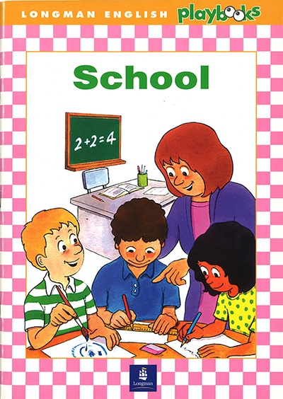Longman English Playbooks: School