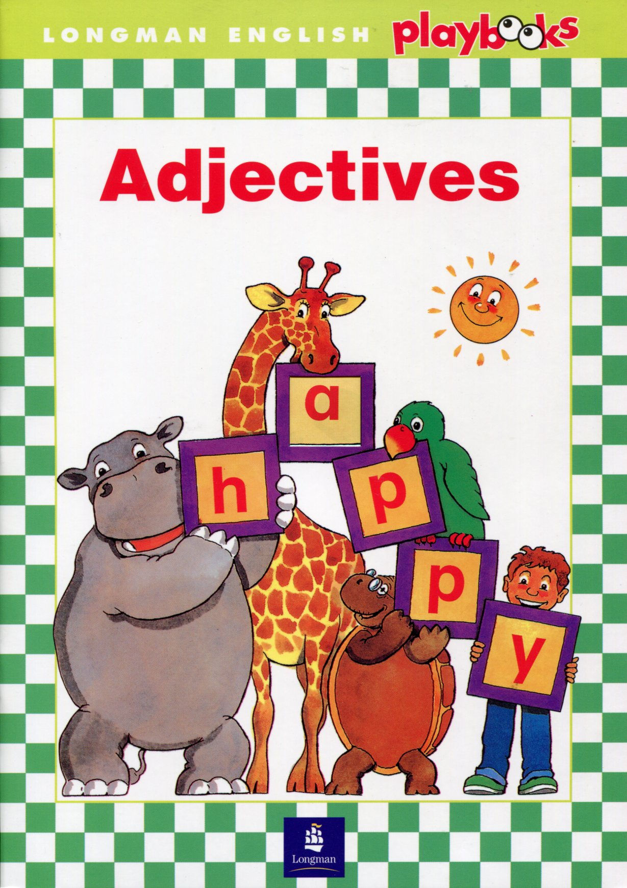Longman English Playbooks: Adjectives