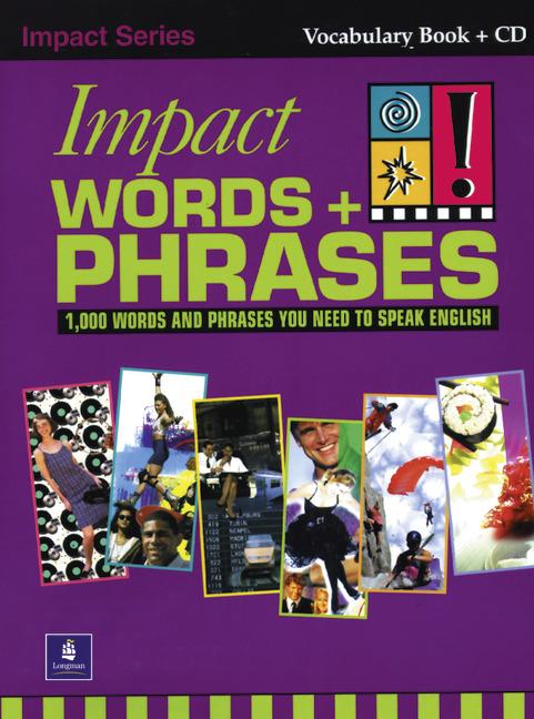 Impact Words + Phrases
