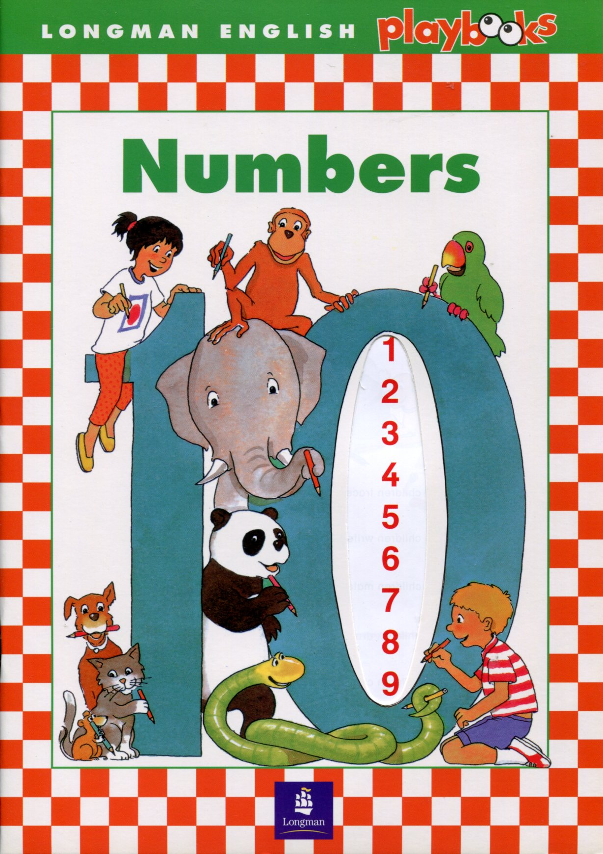 Longman English Playbooks: Numbers
