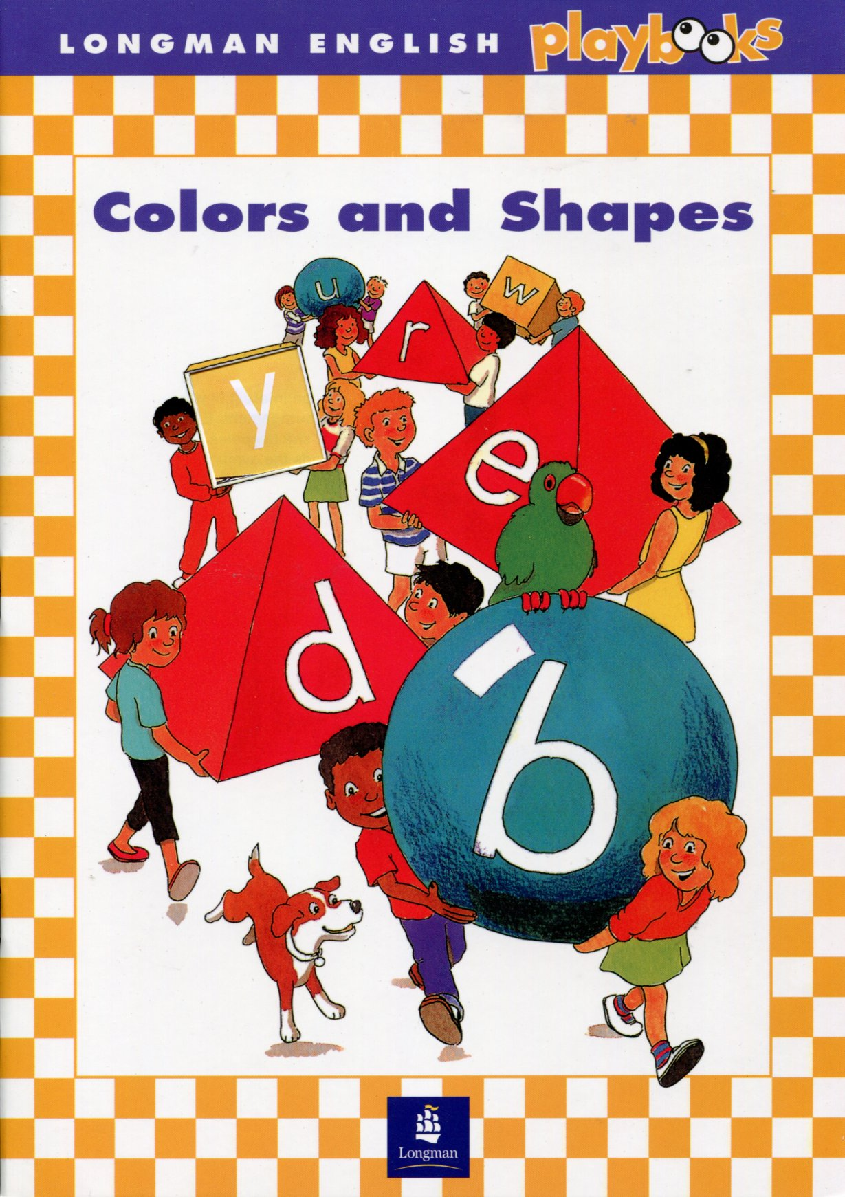 Longman English Playbooks: Colors and Shapes