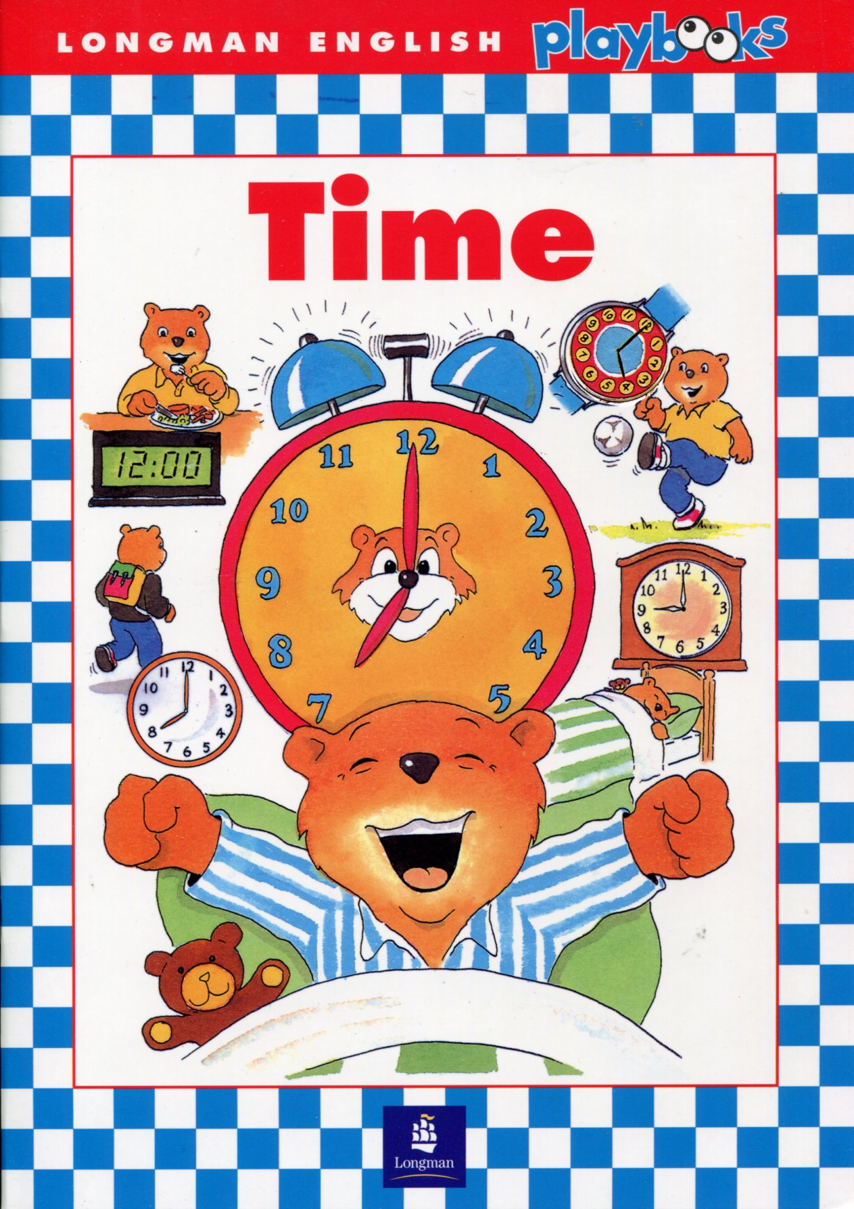 Longman English Playbooks: Time