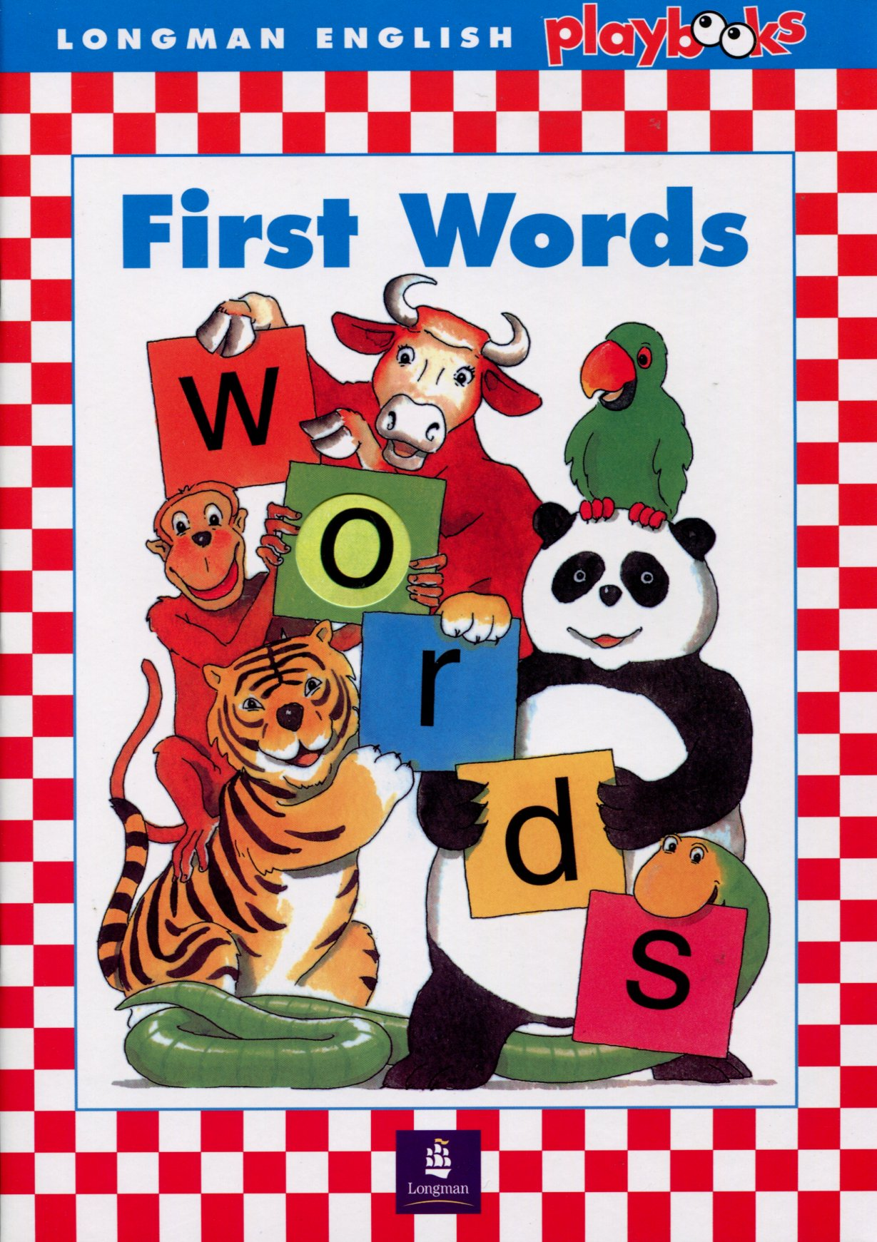 Longman English Playbooks: First Words