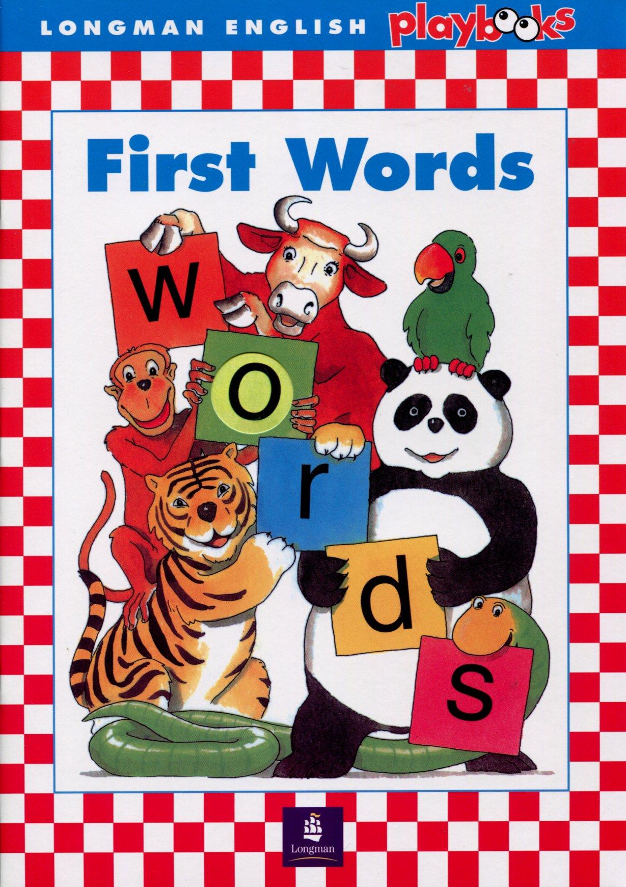 Longman English Playbooks: First Words