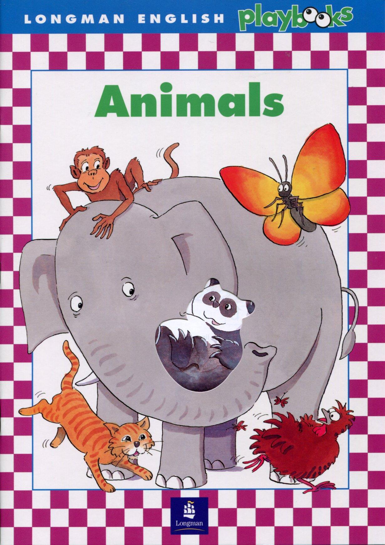 Longman English Playbooks: Animals