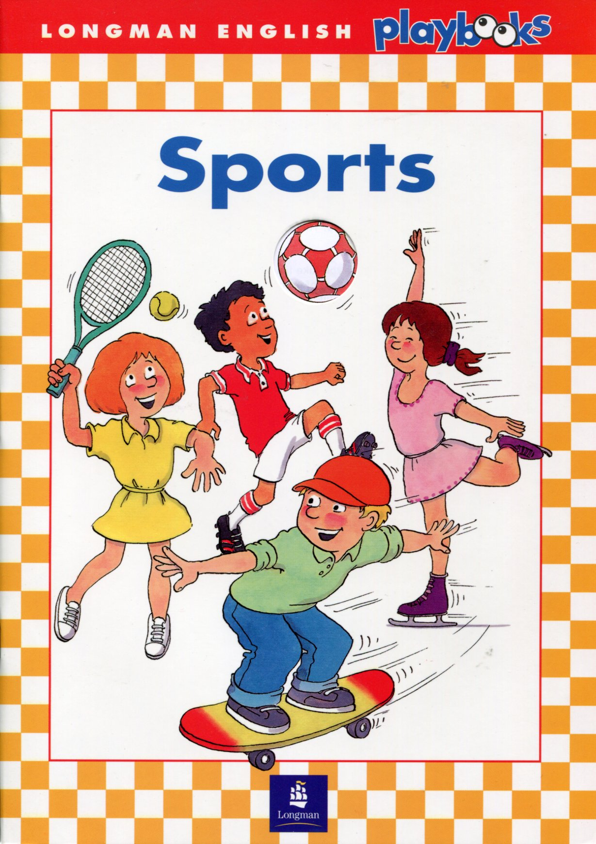 Longman English Playbooks: Sports
