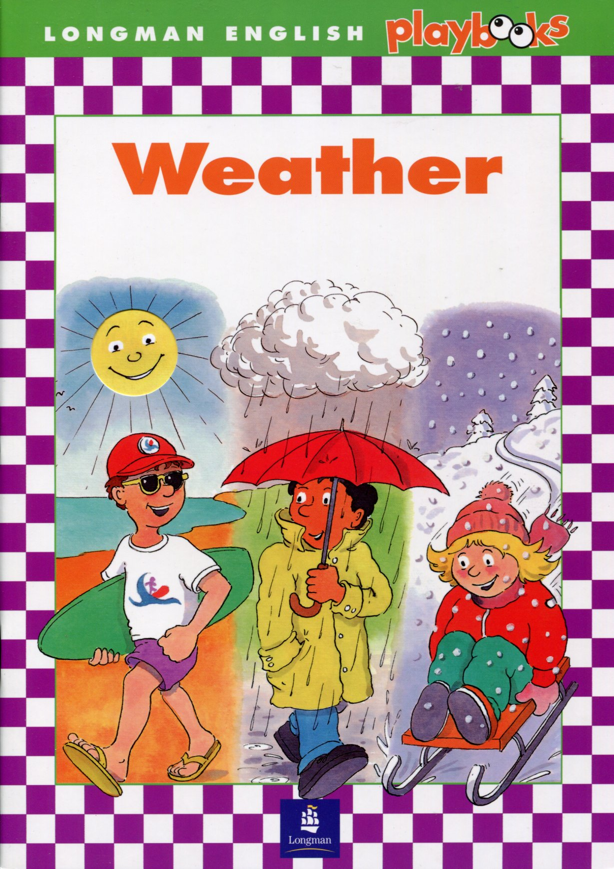 Longman English Playbooks: Weather