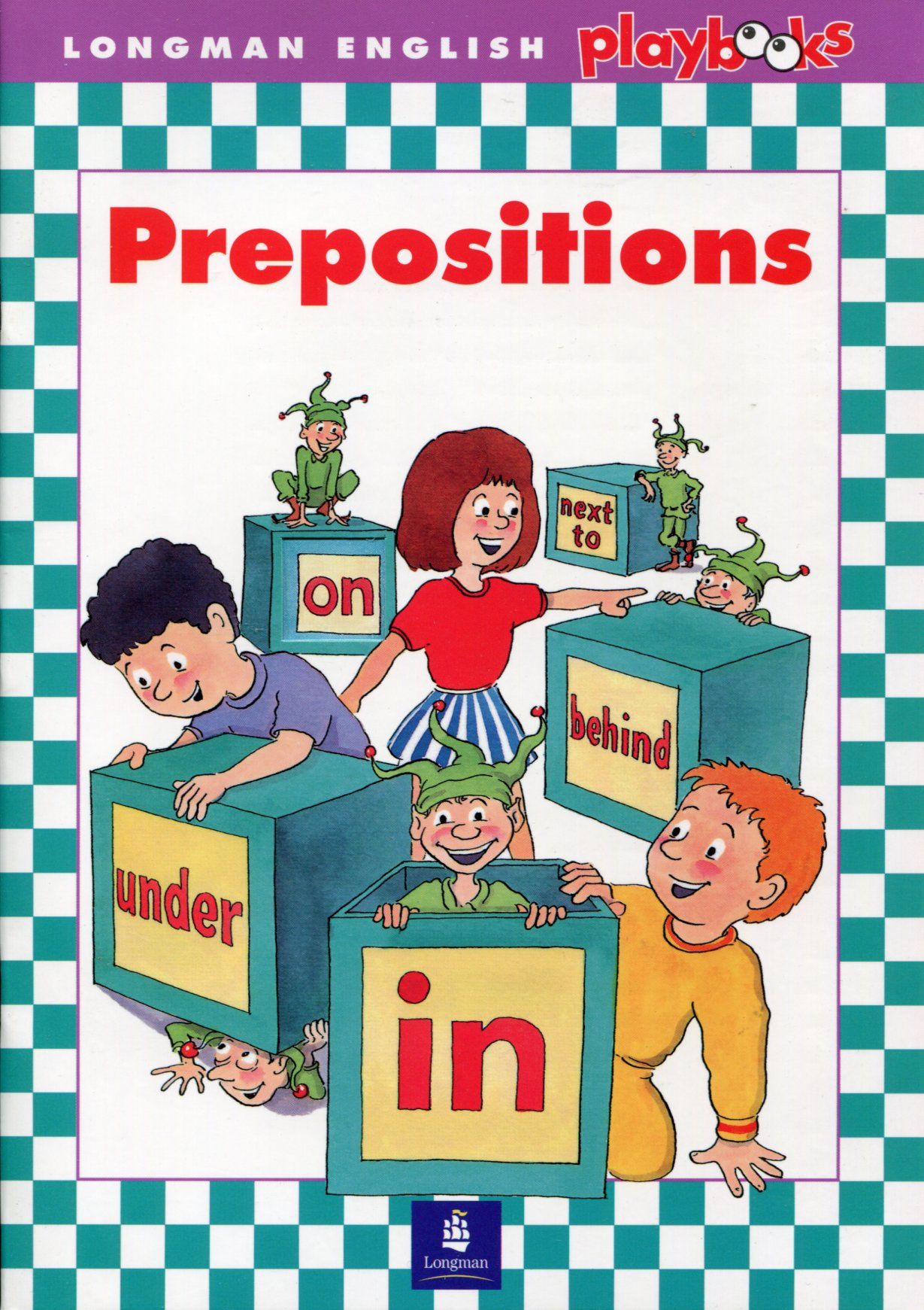 Longman English Playbooks: Prepositions