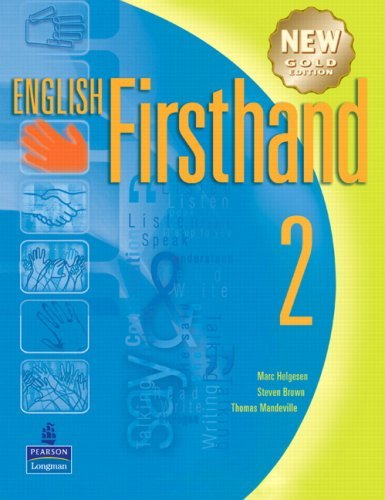 English Firsthand: New Gold Edition