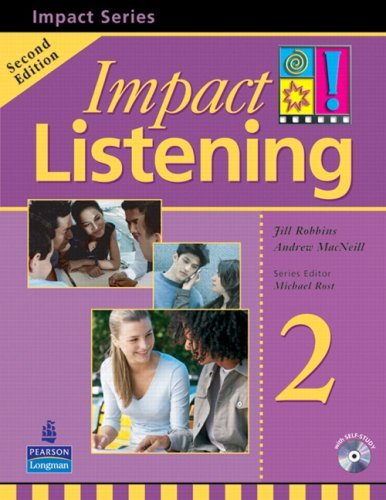 Impact Listening 2 Second Edition
