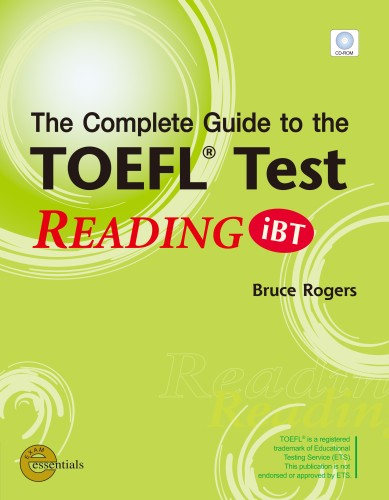 toefl ibt reading test pdf