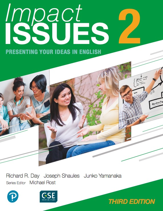 Impact Issues: 3rd Edition