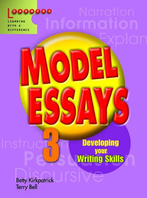 model essays book level by betty kirkpatrick terry bell on  model essays