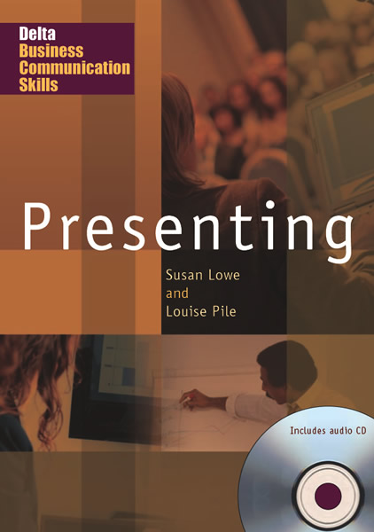 Business Communication Book Cover : Delta business communication skills series presenting