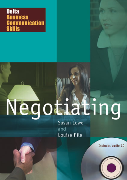 Business Communication Book Cover : Delta business communication skills series negotiating