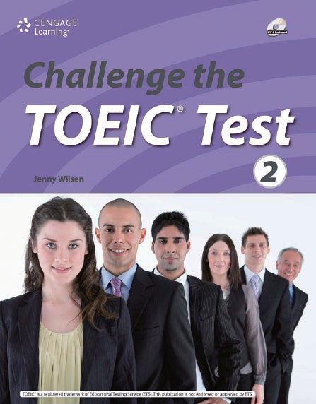 Challenge the  TOEIC® Test