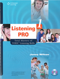 Listening PRO  - Total Mastery of TOEIC® Listening Skill