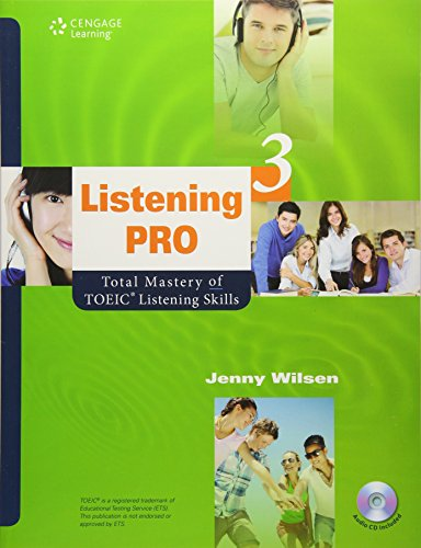 Listening PRO  - Total Mastery of TOEIC® Listening Skill