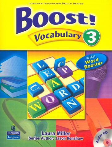 Boost! Vocabulary