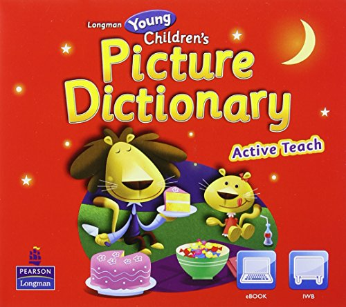 Longman Young Children's Picture Dictionary (Japanese)