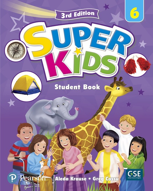 SuperKids (3rd Edition)