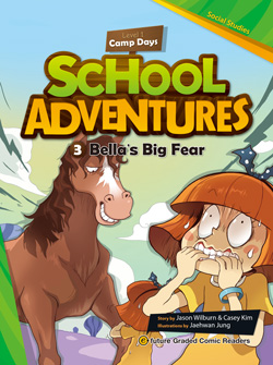 School Adventures Graded Comic Readers