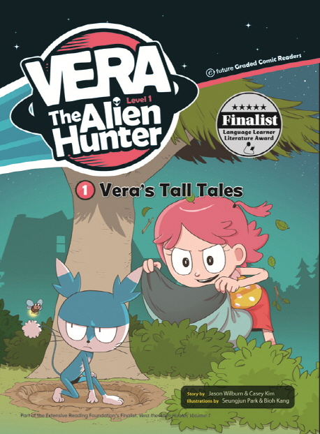 Vera the Alien Hunter