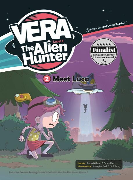 Vera the Alien Hunter