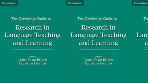 Cambridge Guide to Research in Language Teaching and Learning, The