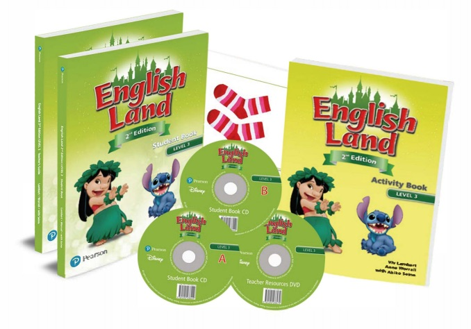 English Land: 2nd Edition