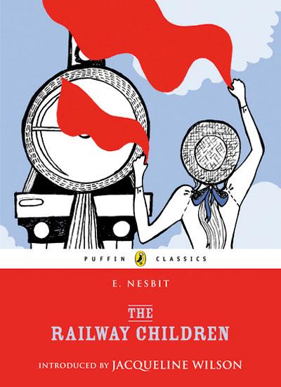 The Railway Children Book Cover : Read respond school readers the railway children